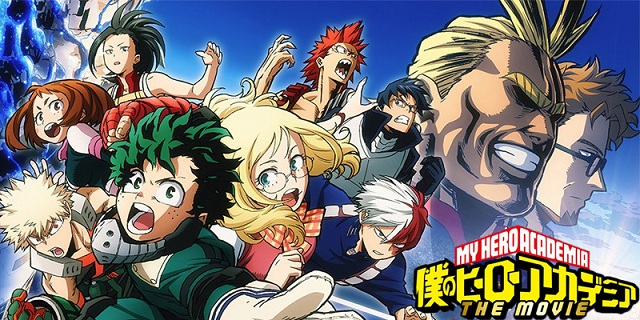 Boku no Hero Academia the Movie Futari no Hero Sub Indo