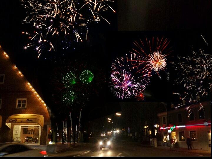 Fotografie....: Frohes neues Jahr