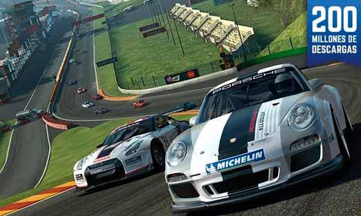 Juego de carreras - Real Racing 3