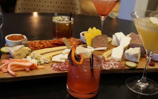 Cocktails and Charcuterie