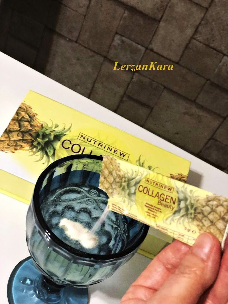 Kolajen Takviyesi Şart Nutrinew Collagen Beauty