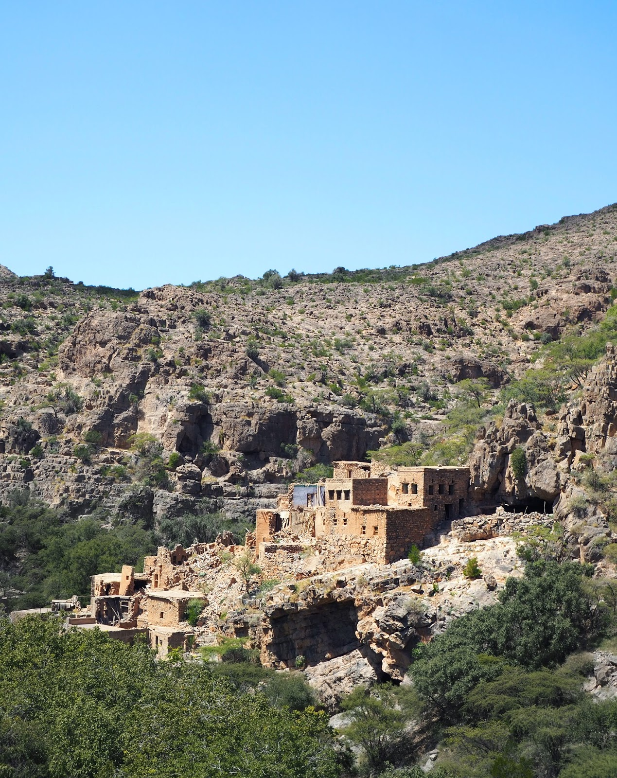 Euriental | luxury travel & style | Alila Jabal Akhdar village walk, Oman