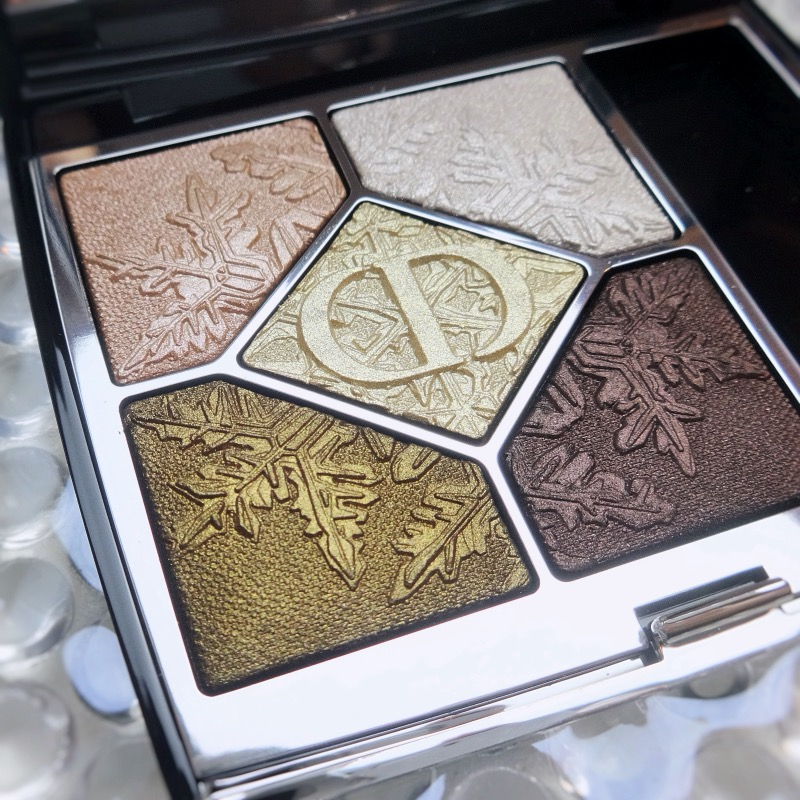 Dior 5 Couleurs Golden Nights review swatches
