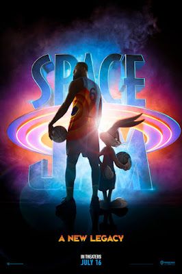Space Jam: A New Legacy (2021) English 5.1ch 720p | 480p HDRip ESub x264 900Mb | 350Mb