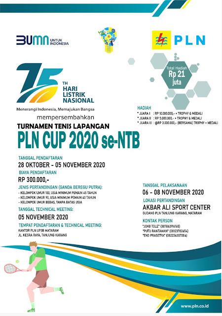 Turnamen Tenis PLN Cup 2020