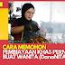 Khas untuk Wanita, MARA keluarkan skim pembiayaan khas perniagaan bernilai RM50 000. Lihat cara permohonan disini!