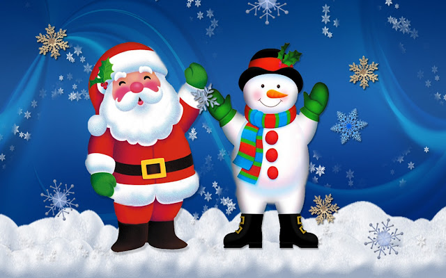 Christmas Wallpapers for Facebook - 8