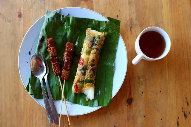 sarapan di rumah roso