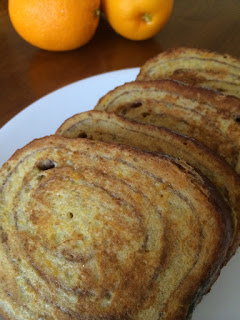 French Toast recipe from Bake Chocolate Cake