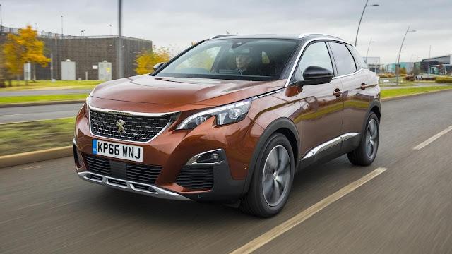 Grupo Peugeot PSA: aumento de 15,4% das vendas em 2017