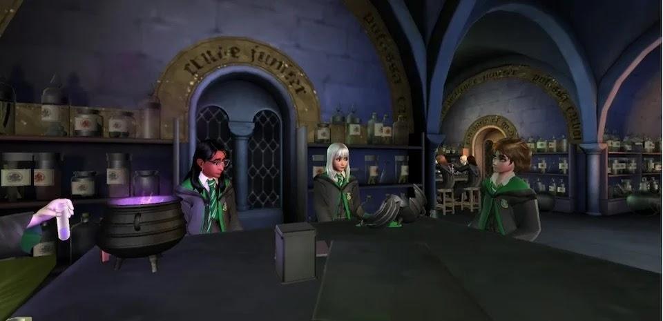 Harry Potter Hogwarts Mystery MOD APK image 4