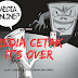 Media Cetak It's Over