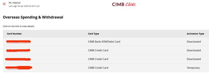 Tips keselamatan elak duit hilang dari CIMB