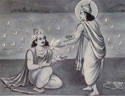 How Karn Lost His Earrings and Armour in the Mahabharata?