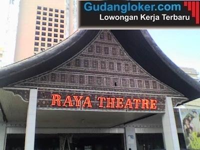 Lowongan Kerja PT Bioskop Raya Padang
