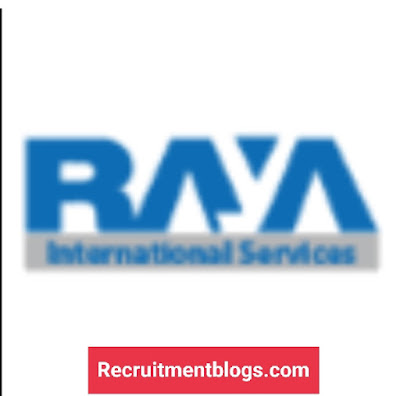 Human Resources Trainee At Raya International Services, a subsidiary of Raya Holding For Financial Investments
