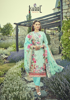 Ishaal print Gulmohar vol 9 Lawn Suits wholesale