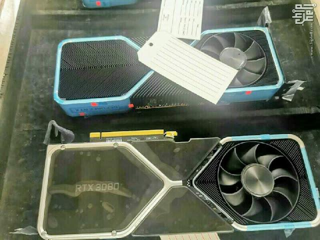 NVIDIA GeForce RTX 3080, Nvidia RTX