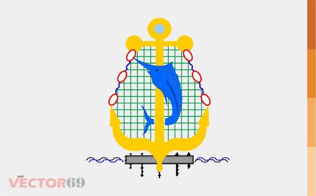 Logo Pelabuhan Perikanan Samudera - Download Vector File AI (Adobe Illustrator)