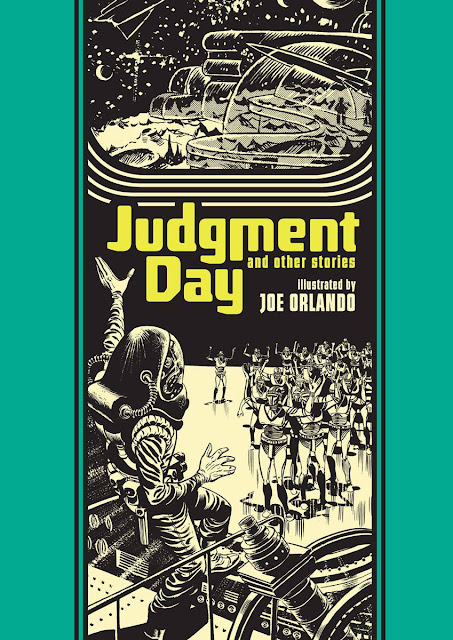 JUDGMENT DAY & OTHER STORIES Cover Art