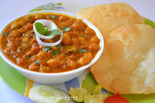 Punjabi Chole Bhature