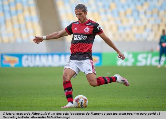 www.seuguara.com.br/Filipe Luís/Flamengo/Copa Libertadores/