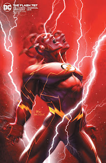 The Flash Cover