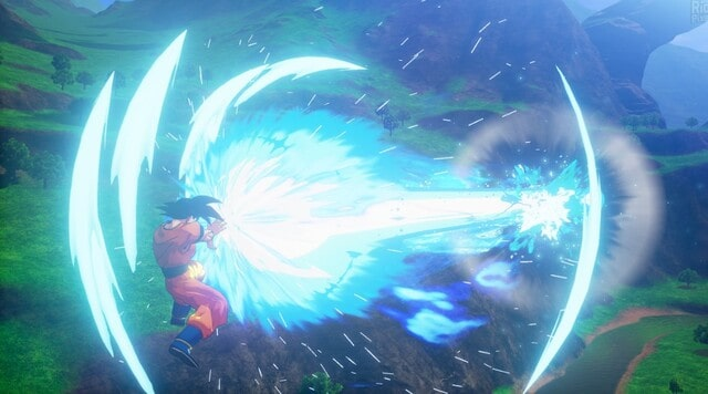 Dragon Ball Z kakarot Torrent Screenshots