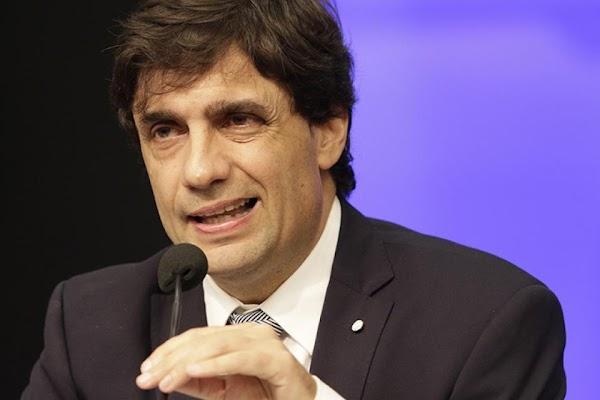 Hernán Lacunza reconoció que Mauricio Macri dejará una herencia muy difícil a Alberto Fernández