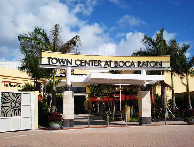 Dónde hacer compras en Boca Ratón en Miami