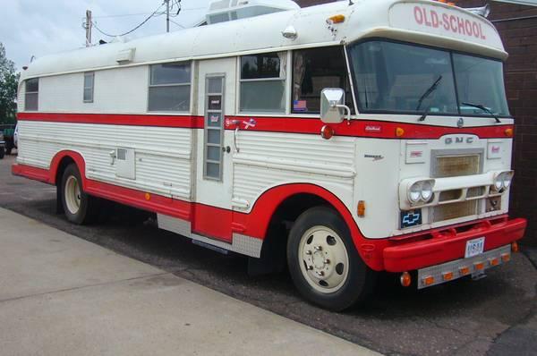 Used Rvs Vintage Camper Bus For Sale By Owner