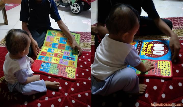 Tips Rangsang Perkembangan Bayi Agar Bijak