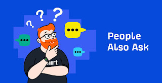 People also ask - PAA