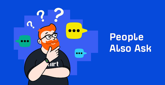 People also ask - PAA - seo practice