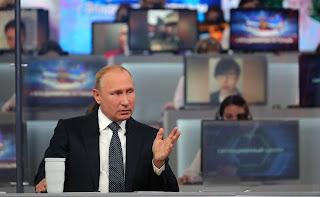 равнодушии России к расследованию о «Боинге» и идеальном сценарии «Прямой линии»