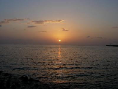 sunset point diu, सुर्यास्त बिंदु दीव