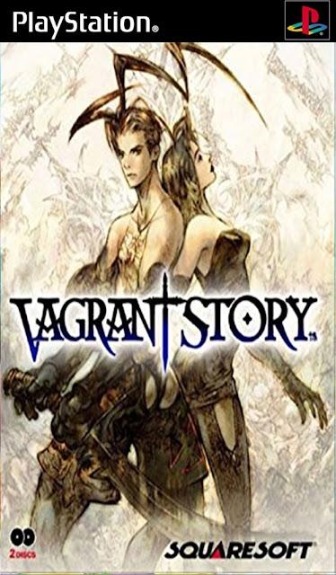 Vagrant Story ( Português ) PSX ISO