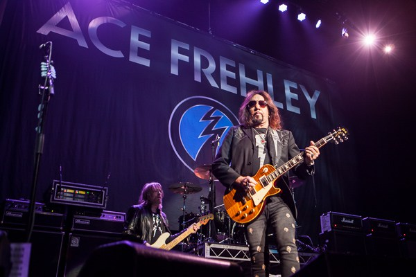 Ace Frehley to Headline NYC Show on May 4, 2018
