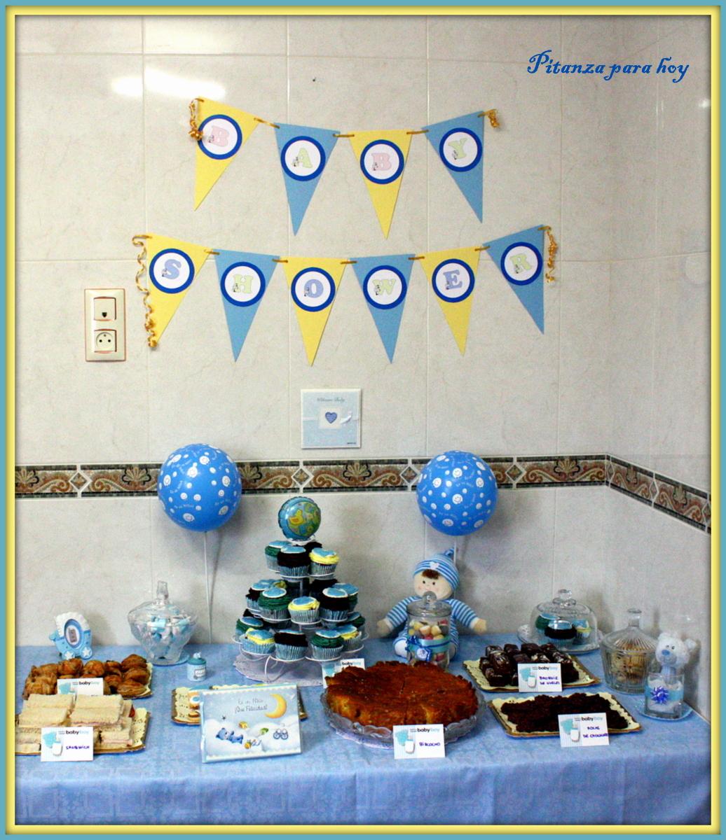 Pitanza para hoy: Cómo organizar una Fiesta de Baby Shower ...
