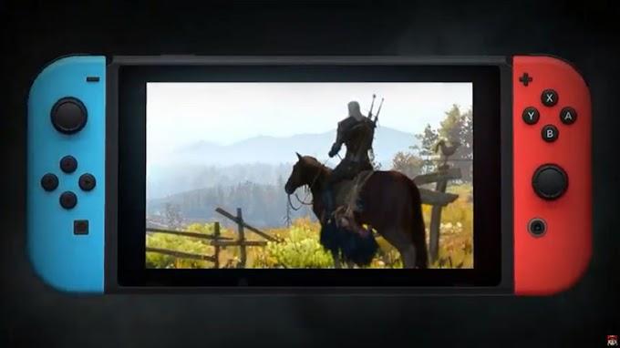 Bunu da Gördük: The Witcher 3, Nintendo Switch'e Geliyor