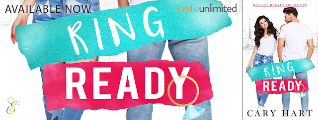 NEW RELEASE: RING READY by Cary Hart