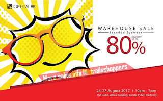 Optical 88 Warehouse Sale 2017