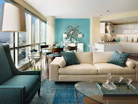 How to Easily Live up Blue Living Room Ideas