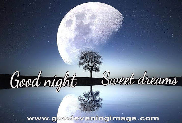 Beautiful good night images with moon