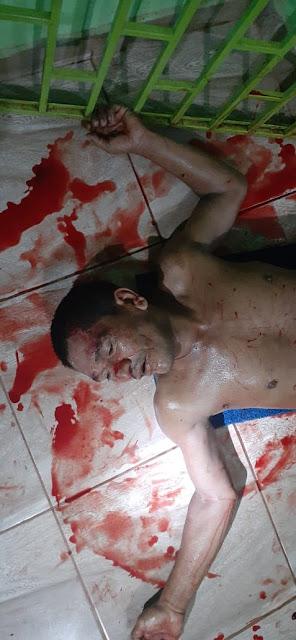 Defesa: Morador dispara contra ladrão dentro de sua casa