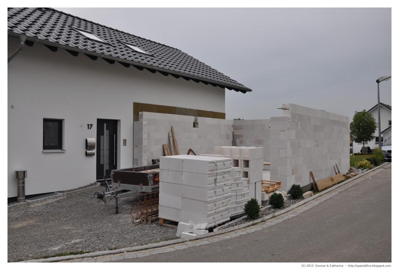 gunnar catharina wir bauen unser fingerhaus garage. Black Bedroom Furniture Sets. Home Design Ideas