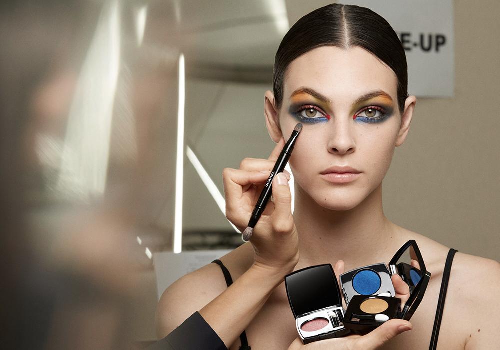 Au Jour Le Jour Elisabetta Franchi Bora Aksu Kate Spade  Emporio Armani, Tom Ford  Carolina Herrera makeup