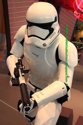 Star War's Stormtrooper, Changi Airport, Singapore