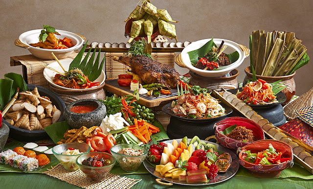 Good place for Ramadan Buffet