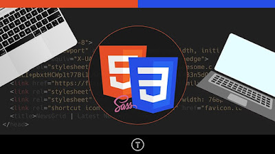 best udemy course to learn HTML and CSS online